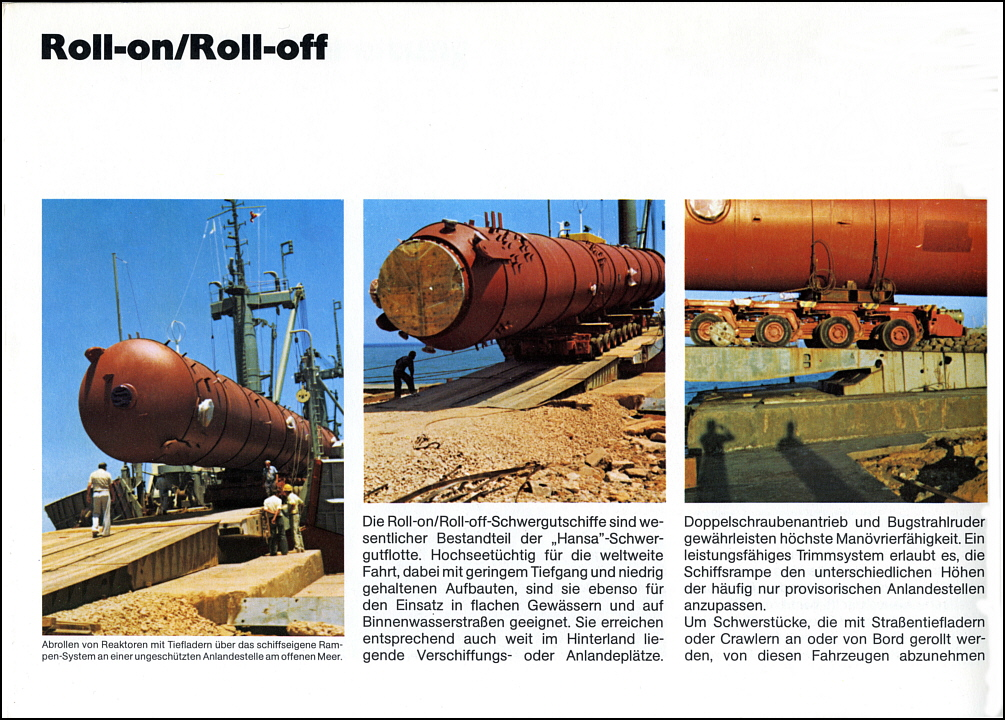 Roll-on/Roll-off 1